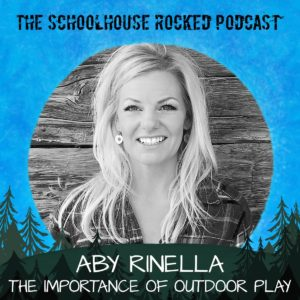 Listen to Aby on The Schoolhouse Rocked Podcast.
